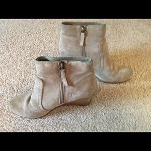 Nordstrom BP wedge ankle boots